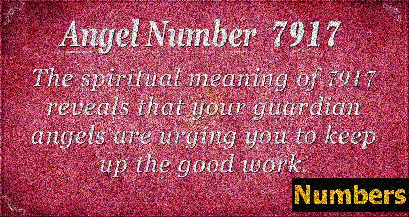 Andělské číslo 7917 Význam: Rozšiřte své obzory