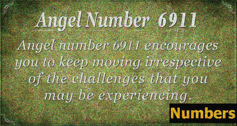 Anđeoski broj 6911 Značenje: Nove mogućnosti