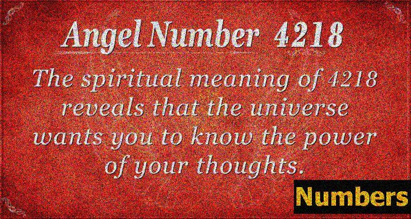 Angel Number 4218 Σημασία: Φροντίδα και αγάπη για τους άλλους