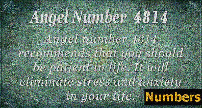 Engel nummer 4814 Betekenis: kracht van geduld