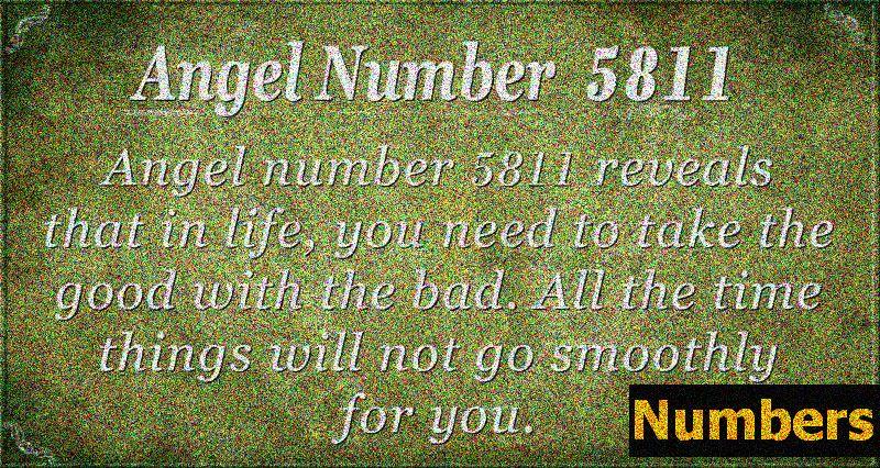 Engel Nummer 5811 Bedeutung - Die harten Wahrheiten des Lebens