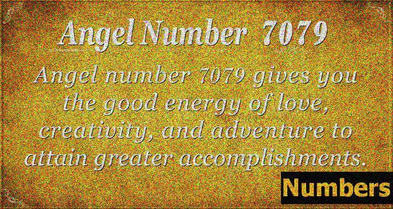 Eņģeļa numurs 7079 Nozīme: miera panākšana ar savu pagātni