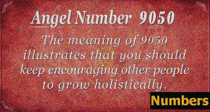 Andělské číslo 9050 Význam: Vyjádření vděčnosti