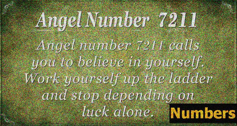 Andělské číslo 7211 Význam: Láska a čistá energie
