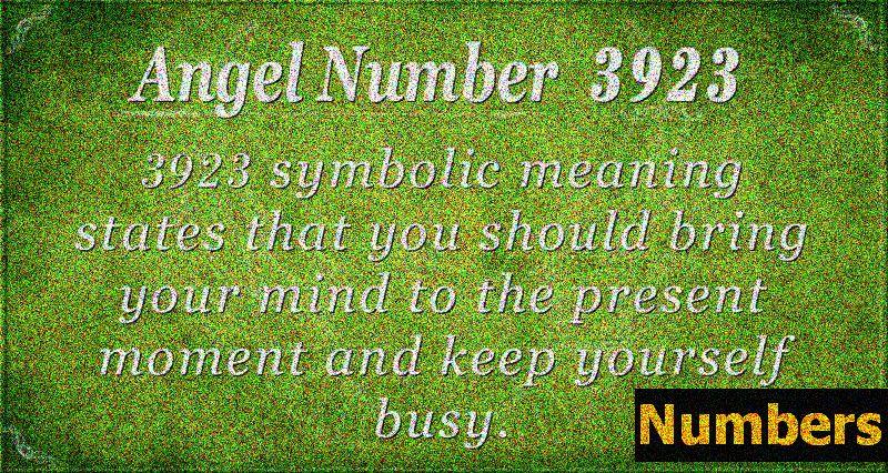 Άγγελος Αριθμός 3923 Σημασία: Καρδιάς Μετασχηματισμός