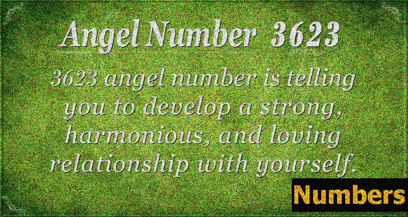 Engel Nummer 3623 Bedeutung - Glück im Leben erreichen