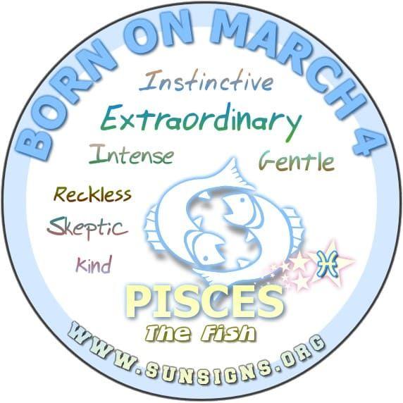 4 Mac Keperibadian Ulang Tahun Zodiak Horoskop